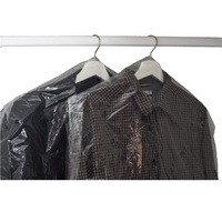 Dry Cleaning Plastic Covers Bags - (20 pieces)