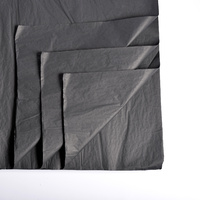 Acid Free Black Tissue Paper   -