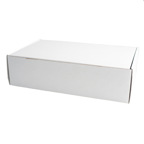 Wedding Gown Storage Box White - Small