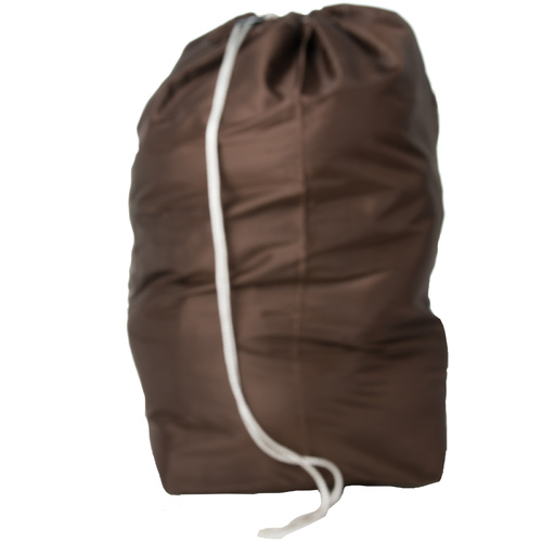 Laundry Bag Brown