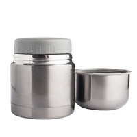 Thermos Food Flask - Stainless  Steel  400ml
